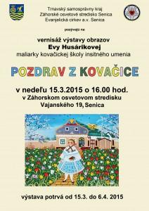 ZOS-SENICA_POZDRAV-Z-KOVACICE_PLAGAT