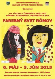 ZOS-SENICA_FAREBNY-SVET-ROMOV-2015_PLAGAT