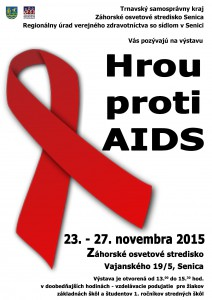 ZOS-SENICA_HROU-PROTI-AIDS-2015_PLAGAT